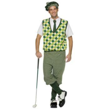 Old Tymer Golfer Adult Costume