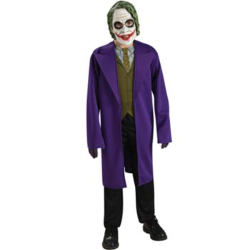 Batman Dark Knight The Joker Tween Costume
