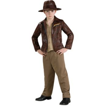 Indiana Jones Deluxe Indiana Tween Costume