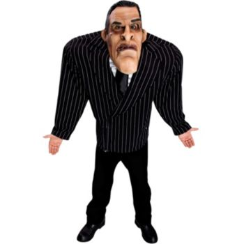 Big Bruiser Scareface Teen Costume