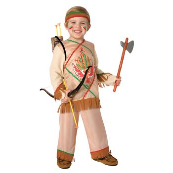 Indian Child Costume