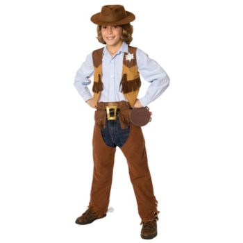 Cowboy Child Costume Kit