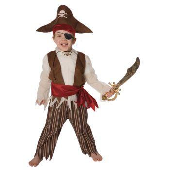 Pirate Child Costume