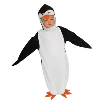 The Penguins of Madagascar Skipper Infant Bunting Costume
