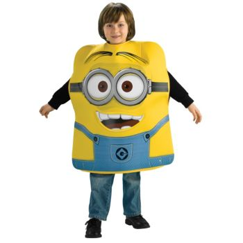 Despicable Me Deluxe Minion Dave Child Costume