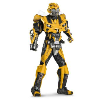 Transformers Bumblebee 3D Vacuform Costume