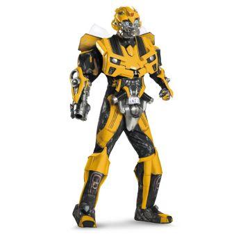 Transformers Bumblebee 3D Vacuform Costume