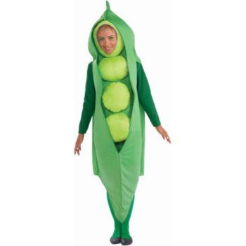 Pea Adult Costume