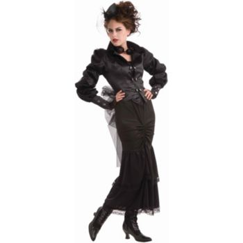 Steampunk Victorian Lady Adult Costume
