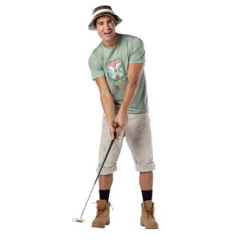 Caddyshack - Carl Spackler Adult Costume