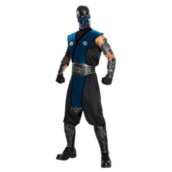 Mortal Kombat Subzero Adult Costume