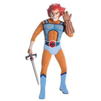 Thundercats Deluxe Lion-O Adult Costume