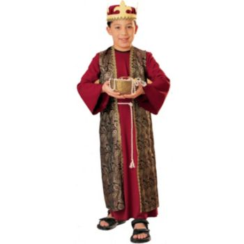 Gaspar Deluxe Wise Man Child Costume