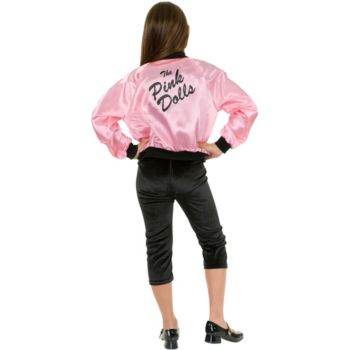Printed Jacket ''Pink Dolls'' Child Costume