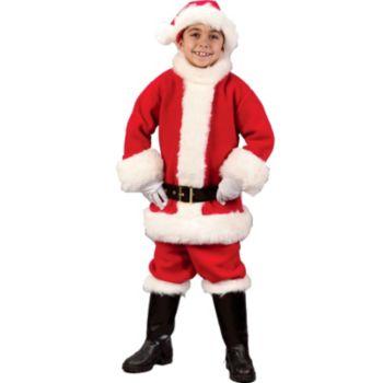 Santa Suit Child Costume
