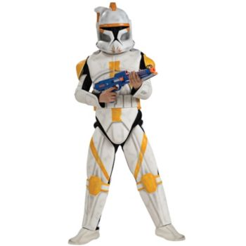 Star Wars Clone Commander Cody Adult Costume
