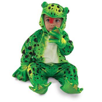 Frog BabyToddler Costume