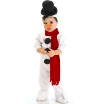 Snowman InfantToddler Costume