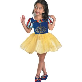 Snow White and the Seven Dwarfs Snow White Ballerina Classic ToddlerChild Costu