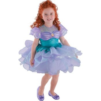 The Little Mermaid Ariel Ballerina ToddlerChild Costume