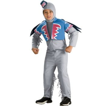 Wizard of Oz Flying Monkey Child Costume