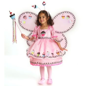 Cupcake Fairy ToddlerChild Costume