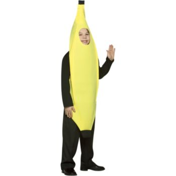 Banana Child Costume