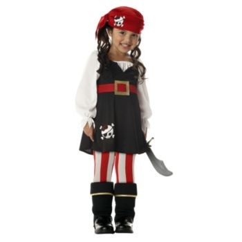 Precious Lil' Pirate ToddlerChild Costume