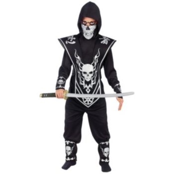 Skull Lord Ninja Child Costume