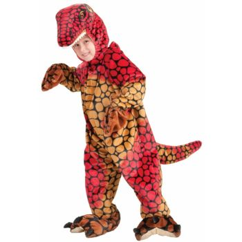 Plush Raptor ToddlerChild Costume