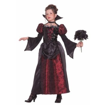 Miss Vampire Child Costume