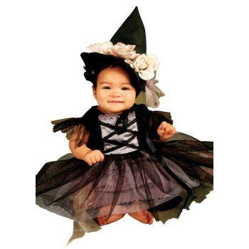 Lace Witch InfantToddler Costume