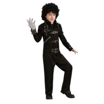 Michael Jackson Deluxe Bad Buckle Jacket Child