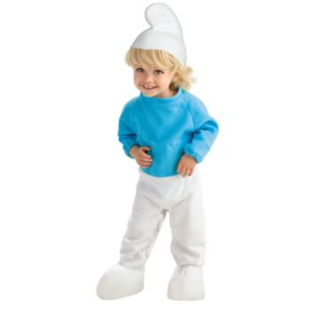 The Smurfs-Smurf InfantToddler Costume