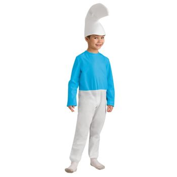 The Smurfs-Smurf Child Costume