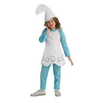 The Smurfs-Smurfette Child Costume