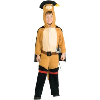 Shrek Forever After - Deluxe Puss in Boots Child Costume