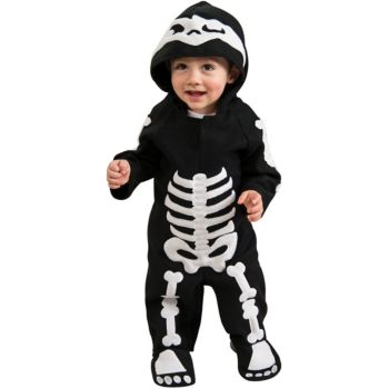 Baby Skeleton InfantToddler Costume