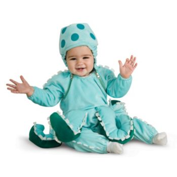 Octopus InfantToddler Costume
