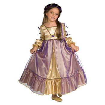Princess Juliet Child Costume