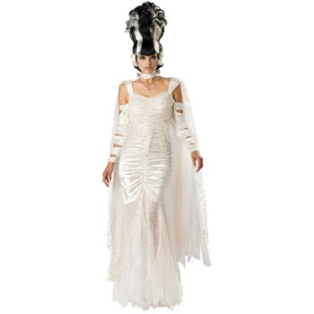 Bride of Frankenstein Elite Adult Costume