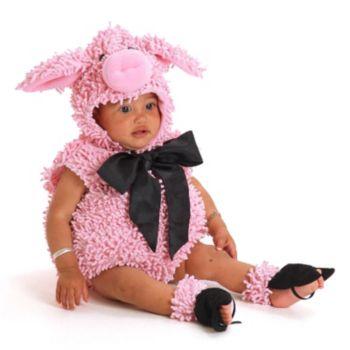 Squiggly Pig InfantToddler Costume