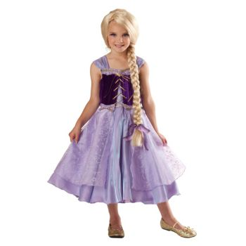Tower Princess Child Costume