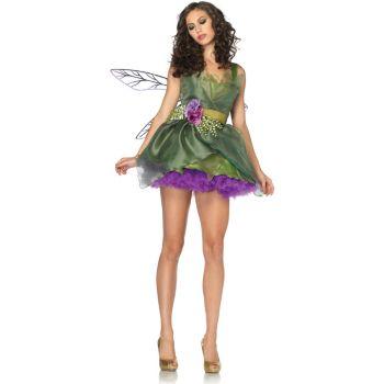 Woodland Fairy Adult Costume
