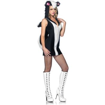 Stinkin' Cute Skunk Adult Costume