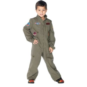 Top Gun - Flight Suit Toddler  Child Costume