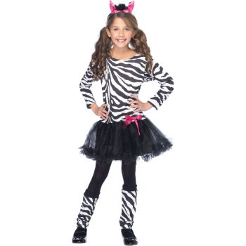 Little Zebra Child Costume