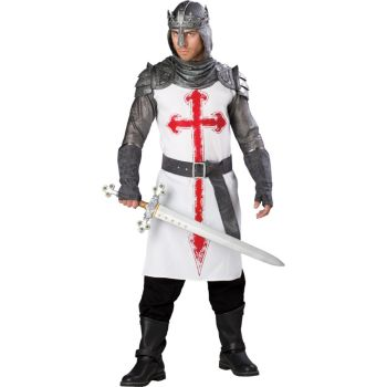 Crusader Premier Adult Costume