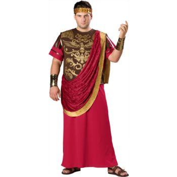 Julius Caesar Plus Adult Costume