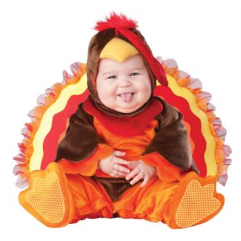 Lil' Gobbler Infant  Toddler Costume